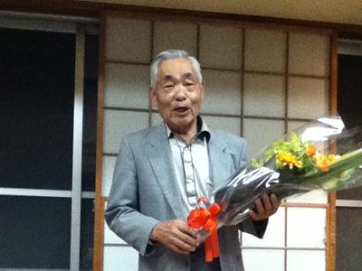 田中稔家さん